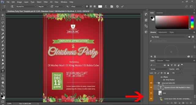 Edit templates