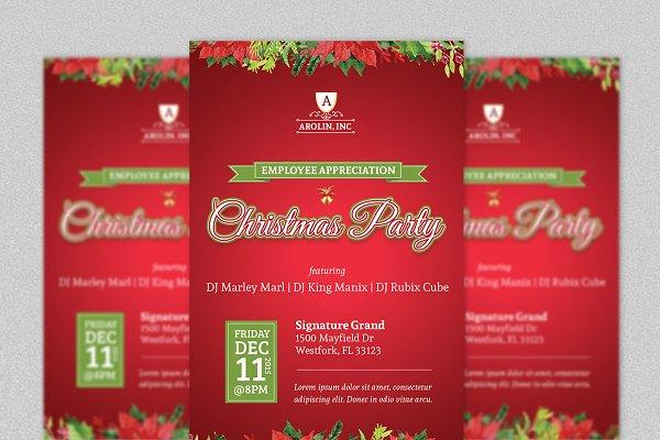Christmas Print Templates