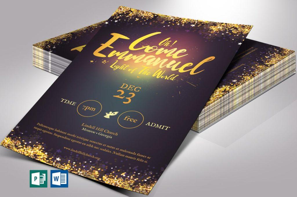 Flyer Print Templates