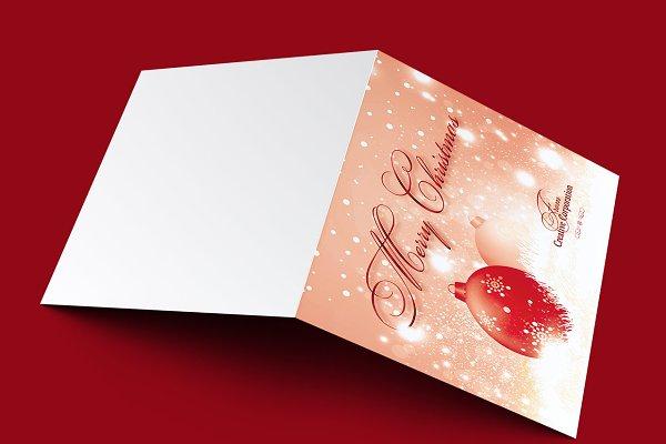 greeting card Print Templates